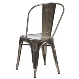 Culty Jídelní židle Tolix 45, metalická