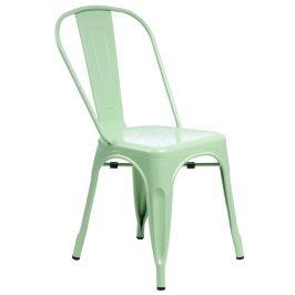 Culty Jídelní židle Tolix 45, zelená