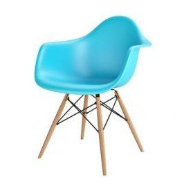 Culty Designová židle DAW, sky blue