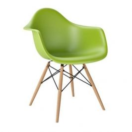 Culty Designová židle DAW, zelená