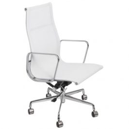 Culty Kancelářské křeslo Aluminium Group 119, bílá Židle do kuchyně