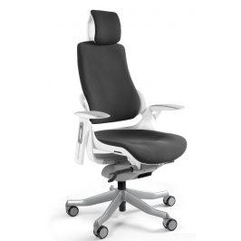 OfficeLab Černá designová kancelářská židle Master A02