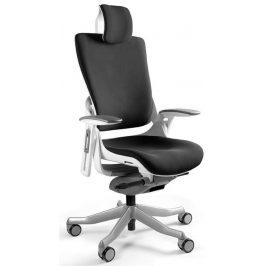 OfficeLab Černá designová kancelářská židle Master E02