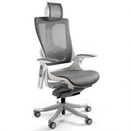 OfficeLab Šedá designová kancelářská židle Master E03