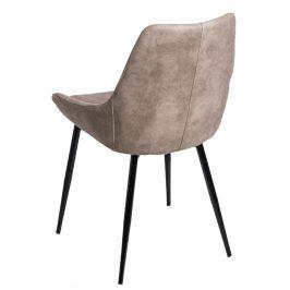 Culty Designová židle Sofia se zvýšeným sedákem, béžová