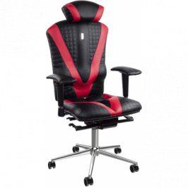Kulik System Kancelářské křeslo Victory II., ekokůže, červená/černá
