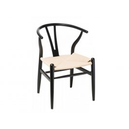 Culty Designová židle Bounce, černá