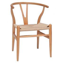 Culty Dřevěná židle Bounce, přírodní