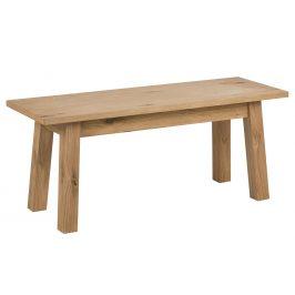 SCANDI Dřevěná lavice Rachel 110 cm