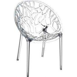 Culty Designová židle Crystal, transparentní