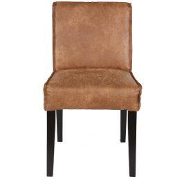 Hoorns Hnědá jídelní židle Raden
