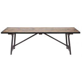 Hoorns Masivní jídelní stůl Move 220x90