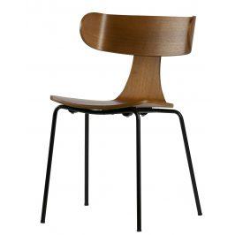 Hoorns Dřevěná jídelní židle Plane