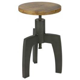 Hoorns Černá stolička Base