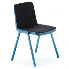 Pedrali Modrá plastová židle Koi-Booki 370.3