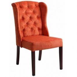 Nordic Design Elegantní čalouněná židle Versai