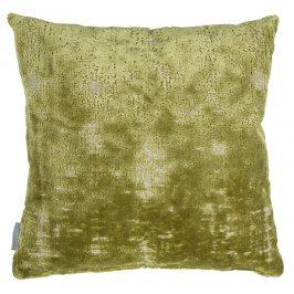 Zelený polštář ZUIVER SARONA