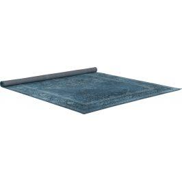 Modrý koberec DUTCHBONE Rugged 200x300 cm