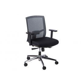 Culty Šedo černá kancelářská židle Darton