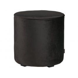 Hoorns Antracitově šedý taburet Norma M