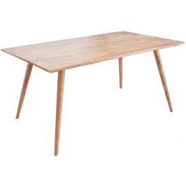 Moebel Living Masivní jídelní stůl Disa 200x100cm
