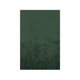 Hoorns Tmavě zelený taburet Raden