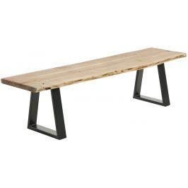 Masivní akátová lavice LaForma Sono