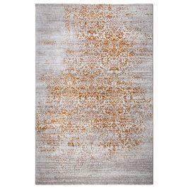 Oranžový koberec ZUIVER MAGIC 200x290 cm