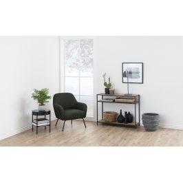 SCANDI Dubový toaletní stolek Darila 100 cm
