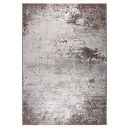 Hnědý koberec DUTCHBONE Caruso 170x240 cm