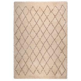 Hnědý koberec DUTCHBONE Jafar 200x290 cm