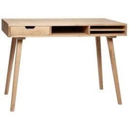 Dubový pracovní stůl Hübsch Giro