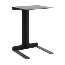 take me HOME Noční stolek Teo, černá