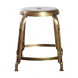 House Doctor Mosazná stolička Define