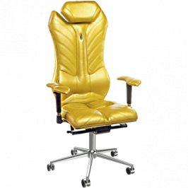 Kulik System Kancelářské křeslo Monarch, zlatá
