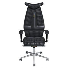 Kulik System Černá kancelářské křeslo Jet