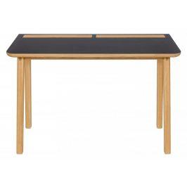 Pracovní dubový stůl Woodman Kota 115x50 cm