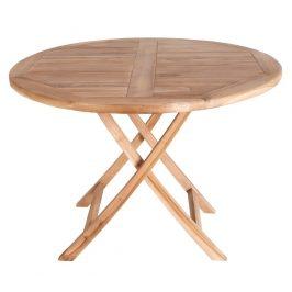 Nordic Living Dřevěný jídelní stůl Koby