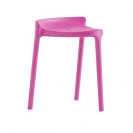 Pedrali Fialová plastová židlička Happy 491