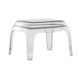 Pedrali Transparentní plastová stolička Pasha 661