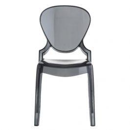Pedrali Kouřová plastová židle Queen 650