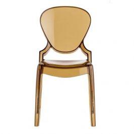 Pedrali Jantarová plastová židle Queen 650