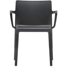 Pedrali Černá plastová židle Volt 675