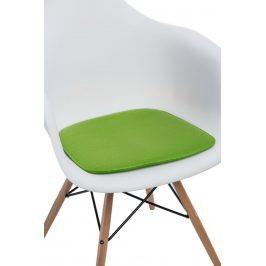 Culty Zelený podsedák 40x39 cm