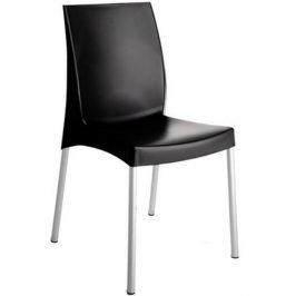 SitBe Černá jídelní židle Marvel