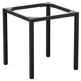 LIFE BASE Černá stolová podnož EASY 80x80 cm