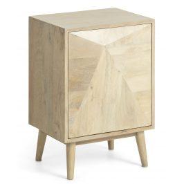 Dřevěný noční stolek LaForma Sanvy