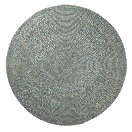 Modrý jutový koberec LaForma Dip 150 cm