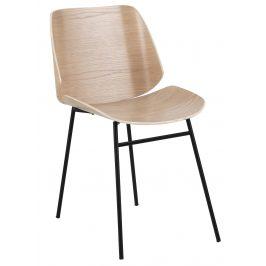 SCANDI Dubová jídelní židle Dafné