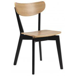 SCANDI Dubová jídelní židle Diaz
